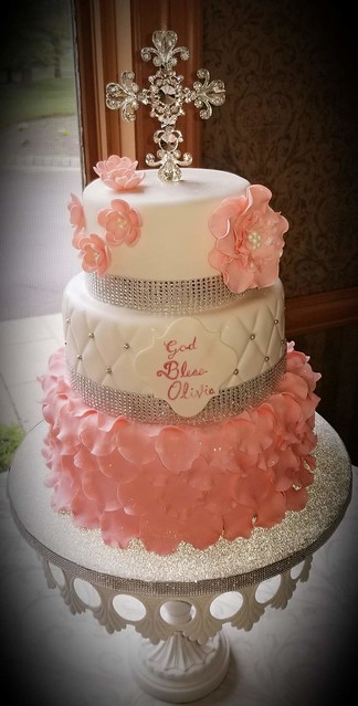 Cake by Melissa Vogt of Sweet Melissa Confections