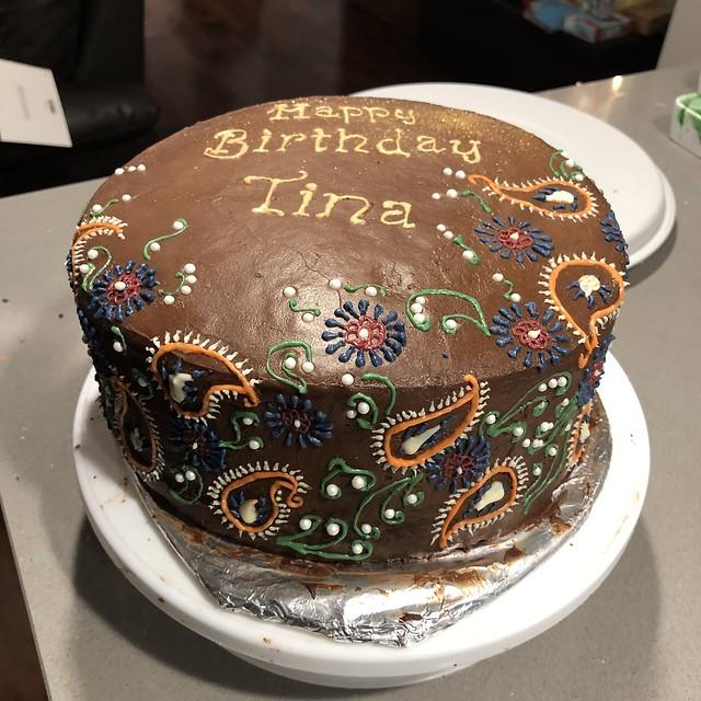 Cake by Dipali Kanawadkar