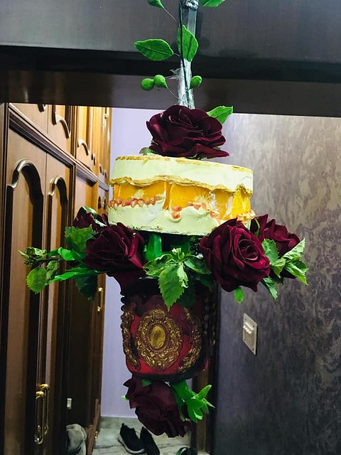 Cake from Sugar Mate Designer Cakes by Seema Mittal