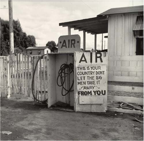 Dorothea Lange, Kern County, California, 1938.