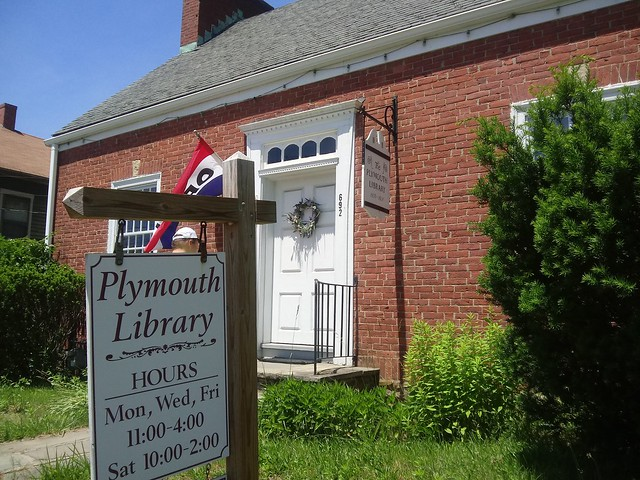 Plymouth Library Association - Plymouth, Connecticut