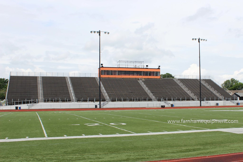 Ashland City Schools | Community Stadium Grandstand Renovation