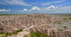 Badlands are Beautiful!