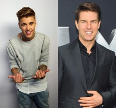 Justin Bieber wants to fight Tom Cruise and the internet is wondering why?