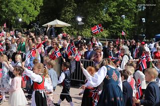 Norwegian National Day Oslo !