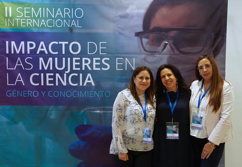 II seminario internacional: Impacto de las Mujeres en la Ciencia, Género y conocimiento