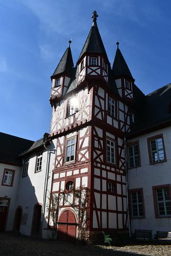 Brömserhof. From History Comes Alive in Rüdesheim am Rhein