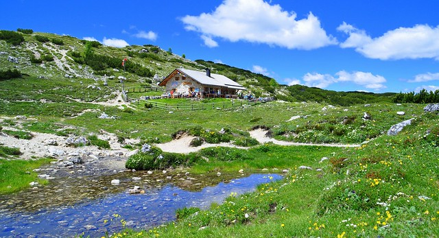 Rando autour  des Drei Zinnen ou Tre Cime di Lavaredo ( Dolomites )