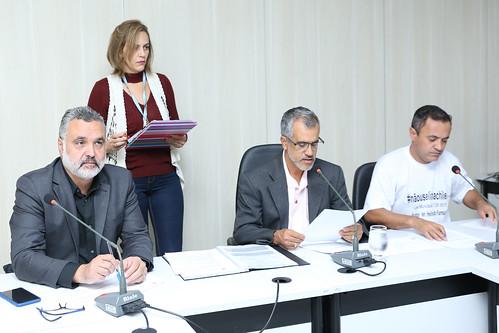 17ª Reunião Ordinária - Comissão de Saúde e Saneamento