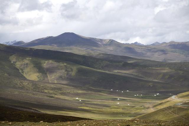 Landscape for Nomads, Tibet 2018
