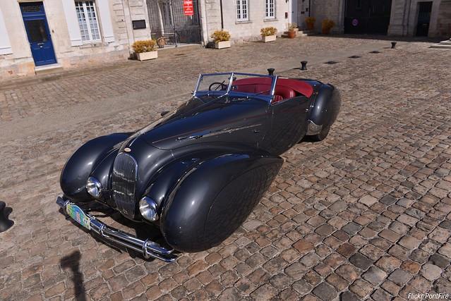 1947 Delahaye 135M Figoni & Falaschi