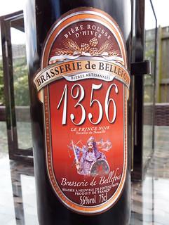 Brasserie de Bellefois, 1356 Bière Rousse, France