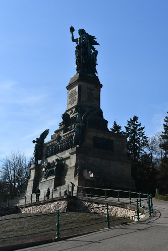 Niederwald Monument. From History Comes Alive in Rüdesheim am Rhein