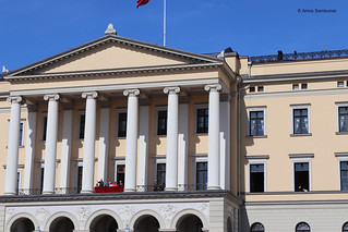 Royal family  of Norway ! Oslo