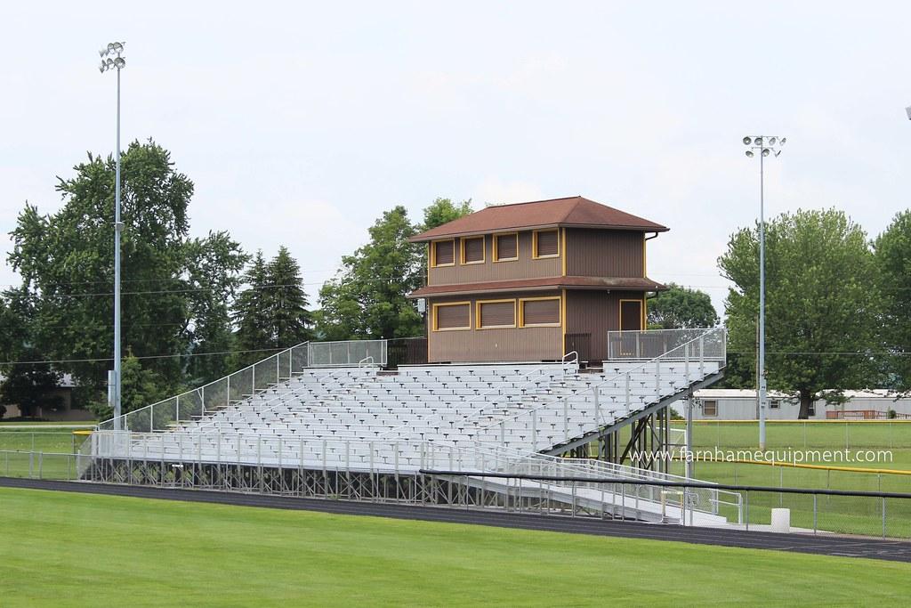 Southeast Local School District | Waynedale High School Bleacher Renovation