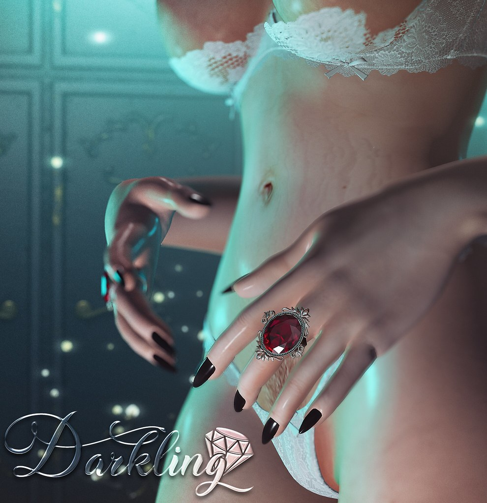 -[ darkling ]- Madeleine Ring – FREE Gift @Access