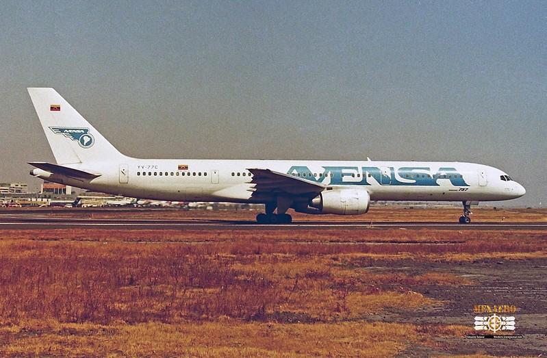 Avensa / Boeing 757-236 / YV-77C