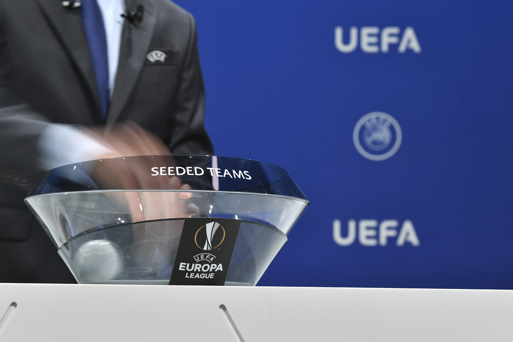 Uefa Europa League 2019 20 Second Qualifying Round Draw Flickr