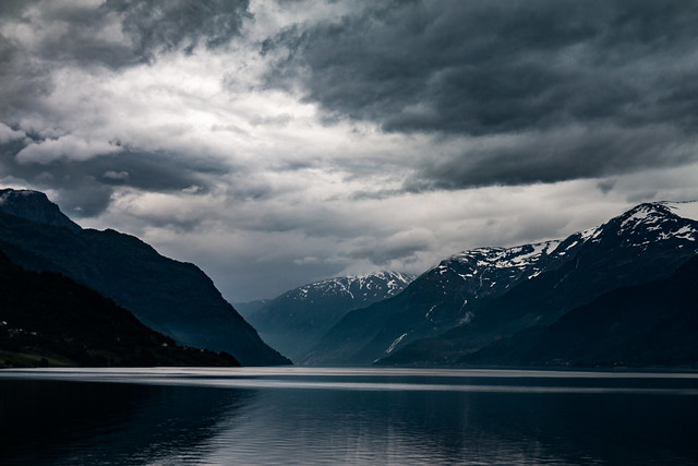 In the Fjord