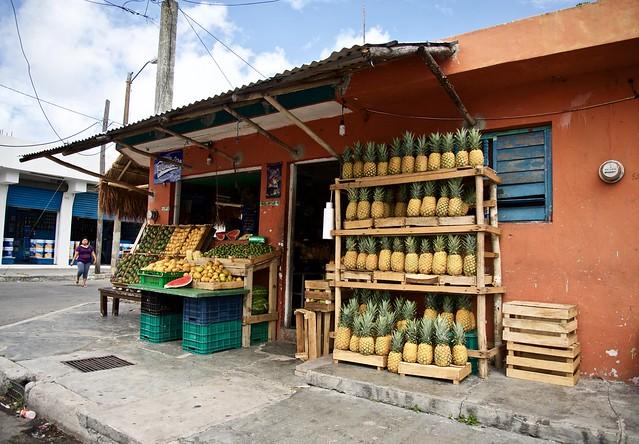 Cozumel, Mexico.