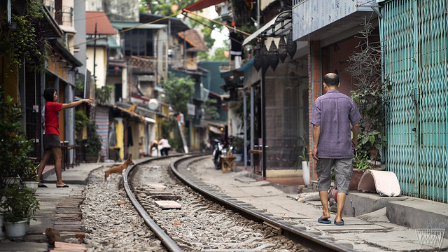 Hà Nội Old Quarter Vietnam