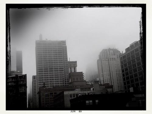 Fog Over Boeing HQ