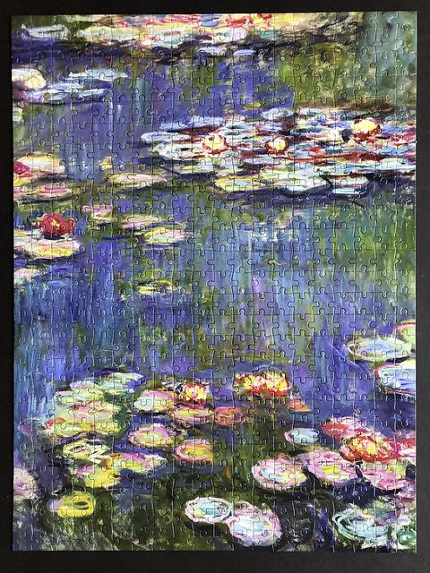 Monet: Waterlillies, 1916, 500 pcs