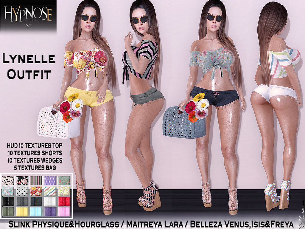 HYPNOSE – LYNELLE OUTFIT