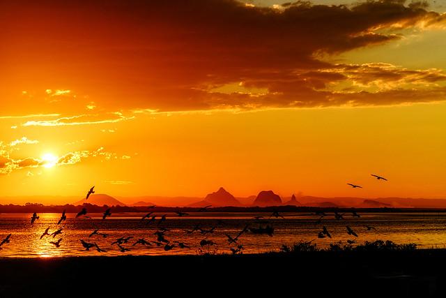 golden hour - from kakadu reserve #2
