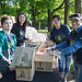 Bénévoles -  Défi des Escaliers Fonds FTQ Québec