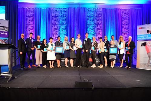 2019 3M Health Care Quality Team Awards Recipients