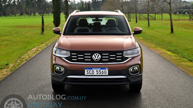 Prueba Volkswagen T-Cross 1.6 Highline Automatic + Innovation