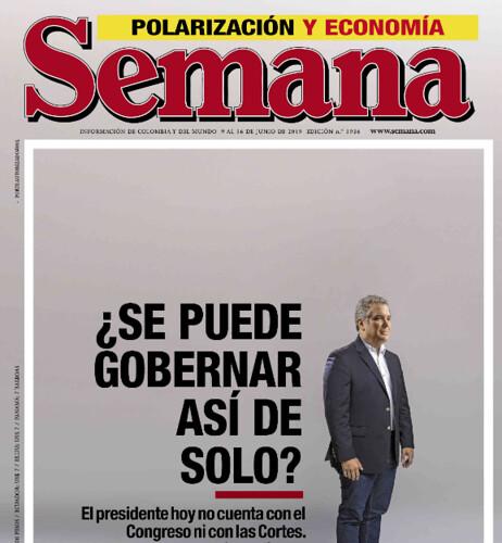 Revista Semana. (Screenshot)