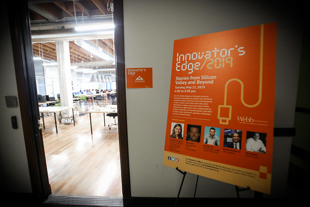 Webb Event: Innovator's Edge Tech Panel in LA