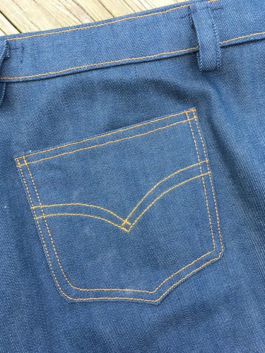New Jeans!  A Four-Pattern Mashup in Japanese Selvedge Denim | by patternandbranch