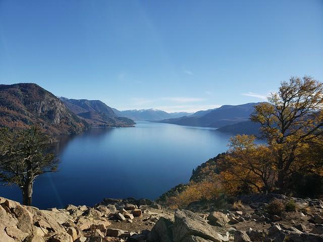 Lago Lacar - Patagonia