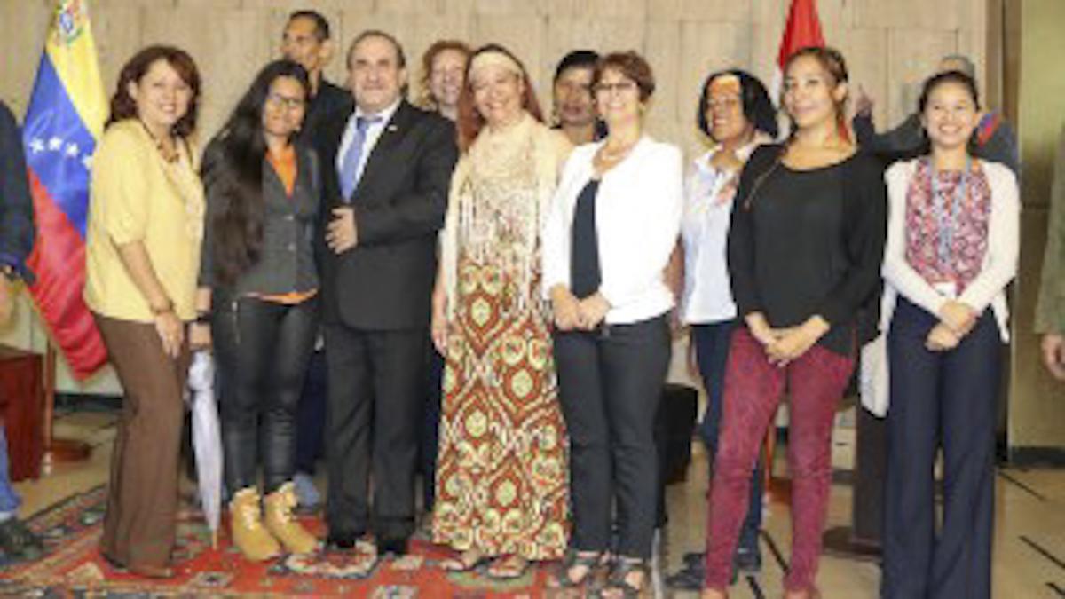 Venezuela y Siria Conmemoran 73 años de solidaridad entre ambos pueblos