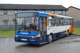 Preserved Stagecoach 20131 P131XCN Volvo B10M-55 - Alexander PS