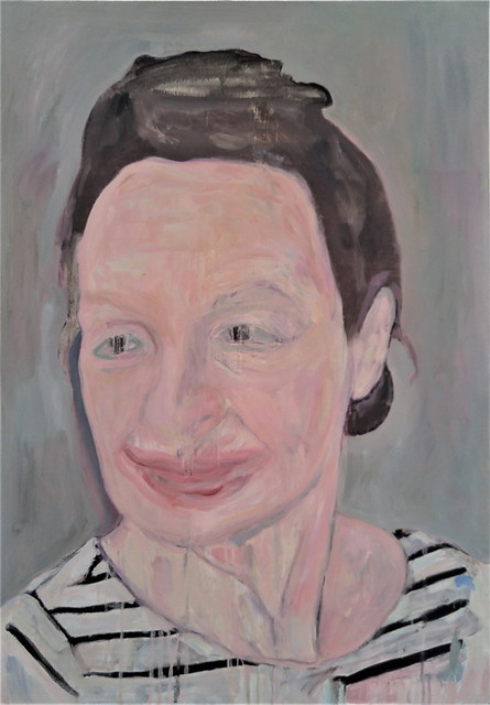 03-Mom,oil on canvas (100x70) 2019_1000