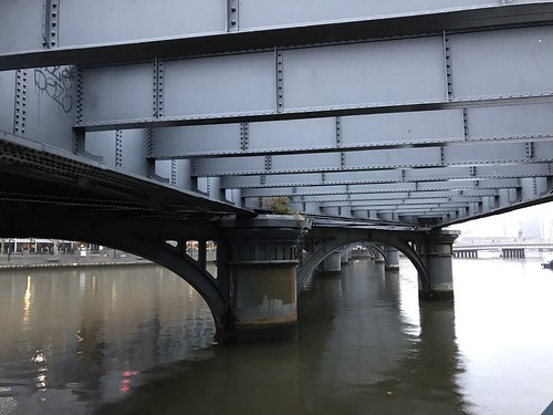 Bridge pylons