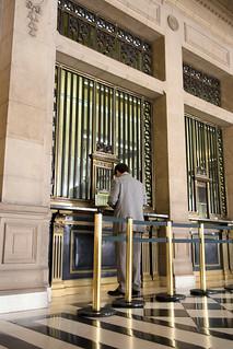 Cajas del Banco Central de Chile