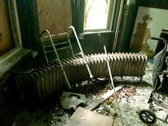 Living Room, Edgewood (A. E. Burckhardt House), Avondale, Cincinnati, OH