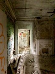 Second Floor, Edgewood (A. E. Burckhardt House), Avondale, Cincinnati, OH