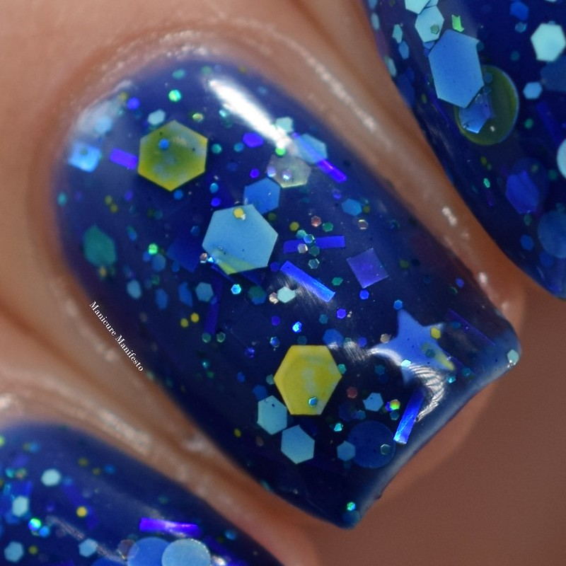 Reverie Nail Lacquer Stardust