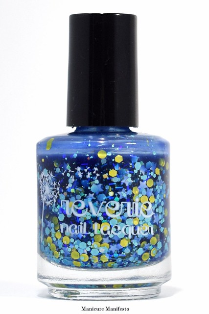 Reverie Nail Lacquer Stardust Review