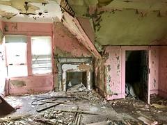 Third Floor, Edgewood (A. E. Burckhardt House), Avondale, Cincinnati, OH