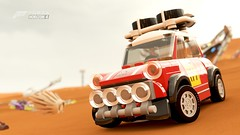 Mini Cooper S Lego