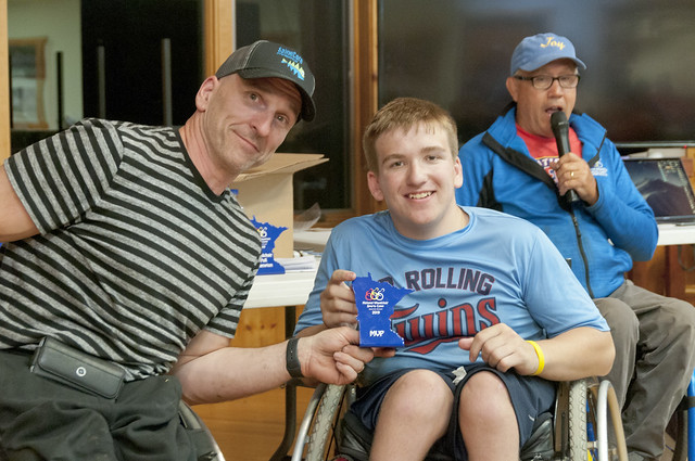 National Wheelchair Sports Camp