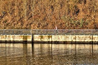 unter der Holtenauer Hochbrücke