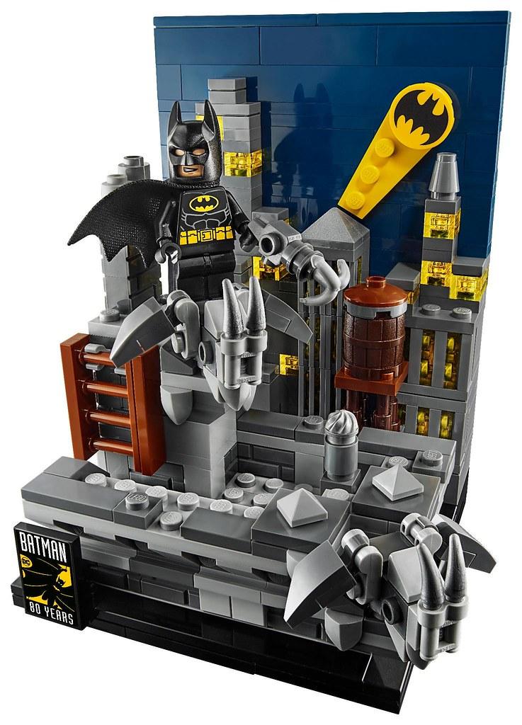 LEGO 77903 DC Comics【高譚市的黑暗騎士】The Dark Knight of Gotham City【2019 SDCC 限定】